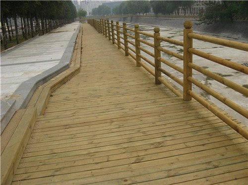 徐州防腐木施工